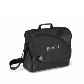 Printed Freestyle Computer Messenger Bag II