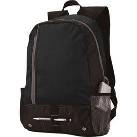 Front Pocket Sport Backpack for Advertising
