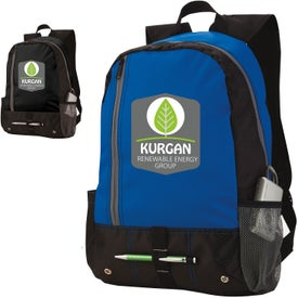 Front Pocket Sport Backpack with Your Logo