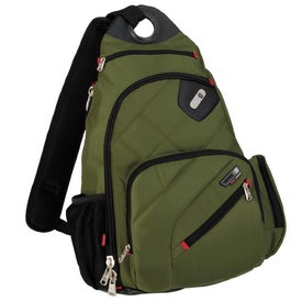 Customized ful Brickhouse Sling Backpack