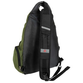 ful Brickhouse Sling Backpack for Advertising