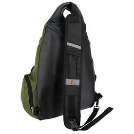 ful Brickhouse Sling Backpack for Advertising