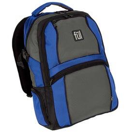 Monogrammed ful Cooper Backpack
