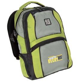Imprinted ful Cooper Backpack