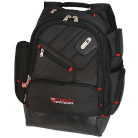 ful Refugee Backpack with Your Logo