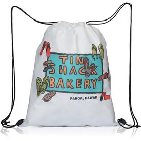 Full Color Drawstring Bags