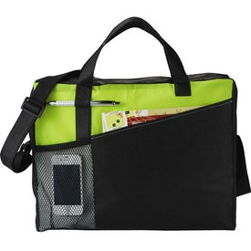 The Full Time Business Brief Bag for Marketing