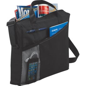 Custom The Full Time Business Brief Bag