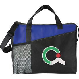 Promotional The Full Time Business Brief Bag