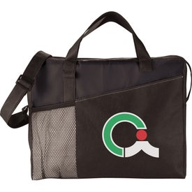 The Full Time Business Brief Bag with Your Logo