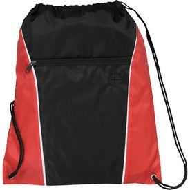 Company Funnel Drawstring Cinch Backpack
