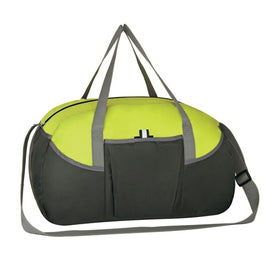 Logo Fusion Duffle Bag