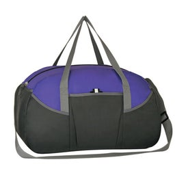 Fusion Duffle Bag Imprinted with Your Logo