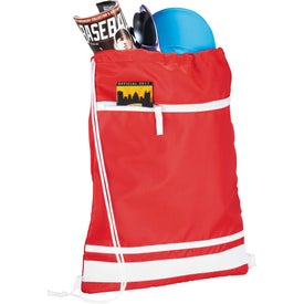 Game Day Cinch Bag for Promotion