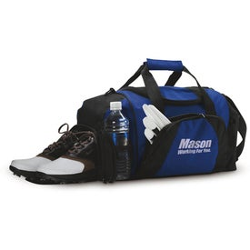 Game Day Duffel Branded with Your Logo