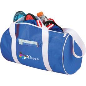 Imprinted Game Day Sport Duffel Bag