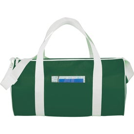 Game Day Sport Duffel Bag for Advertising