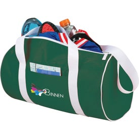 Advertising Game Day Sport Duffel Bag