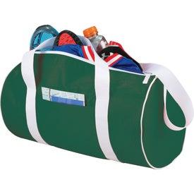 Printed Game Day Sport Duffel Bag