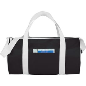 Printed Game Day Sport Duffel Bag