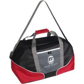 Gateway Duffel Bag Printed with Your Logo