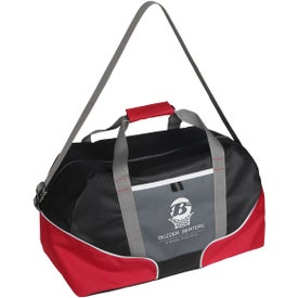 Advertising Gateway Duffel Bag