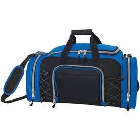 Printed Getaway Duffel Bag