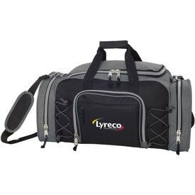 Personalized Getaway Duffel Bag