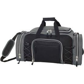 Advertising Getaway Duffel Bag