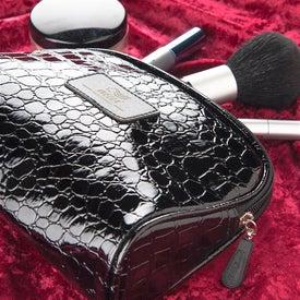 Logo Glam Up Accessory Bag