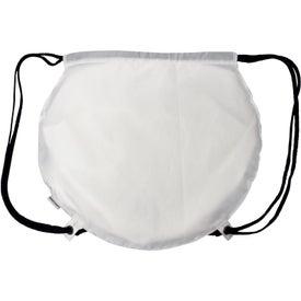 Advertising Golf Ball Drawstring Backpack