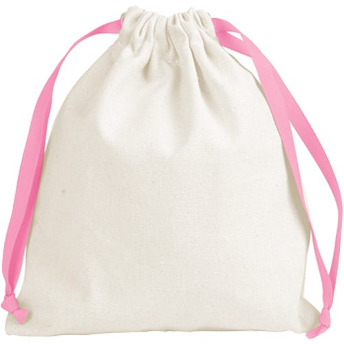 Natural / Tickled Pink Goodie Four Shoes Gift Bag