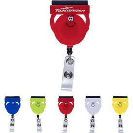 Goofy Group Badge Holder and Screen Cleaner