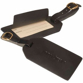 Advertising Grand Central Luggage Tag