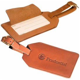 Grand Central Luggage Tag with Your Slogan
