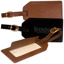 Promotional Grand Central Luggage Tag
