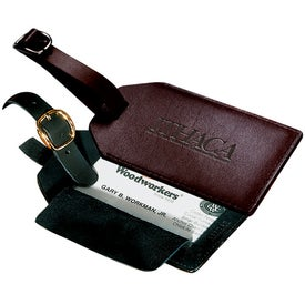 Customized Grand Central Luggage Tag