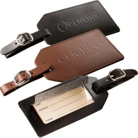Grand Central Luggage Tag Branded with Your Logo