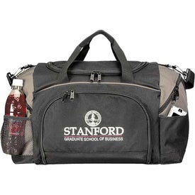Branded Grand Slam Duffel