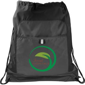 Gray Color Pop Drawstring Sports Pack