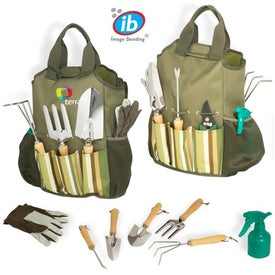 Green Thumb Gardening Bag for Your Church