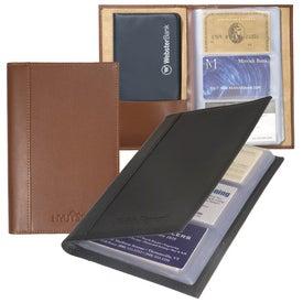 Customized Greenwich Business Card File-Junior