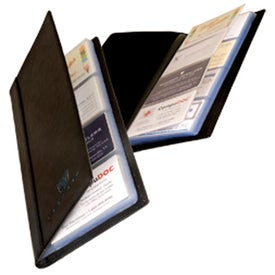 Greenwich Business Card File-Large for Customization