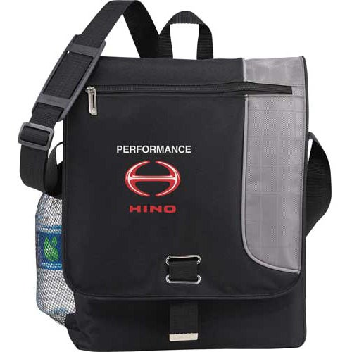 Gridlock Vertical Compu-Messenger Bag