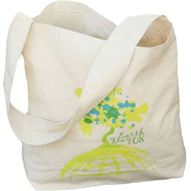 Grocery Sack Recycled Natural Canvas