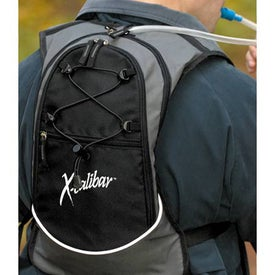 Customized H2O Hydration Pack