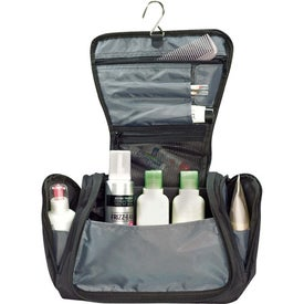 Hanging Toiletry Bag Branded with Your Logo
