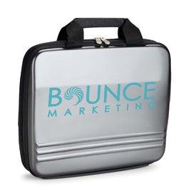 Monogrammed Hardsided Briefcase