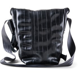 Monogrammed Haversack Bag