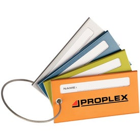 Headliner Tag with Your Logo
